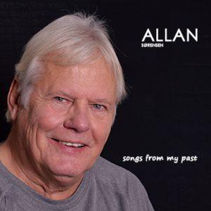 Allan Sørensen CD frontcover