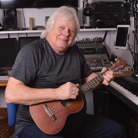 Allan ukulele