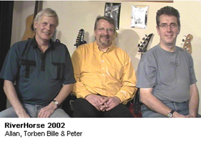 Allan, Torben og Peter
